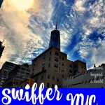 How Swiffer Cleaned NYC!