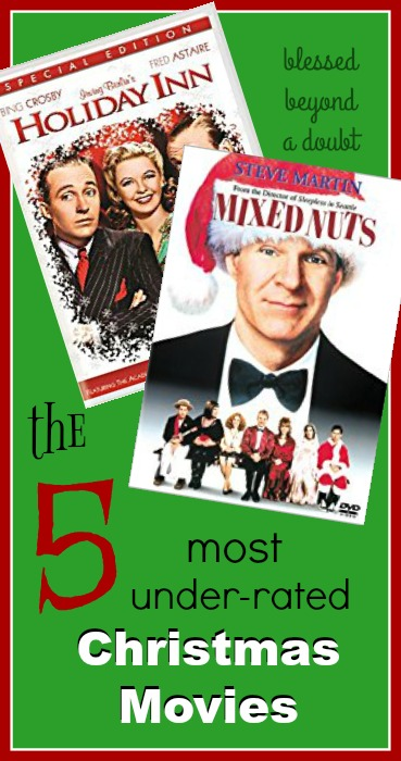 The 5 Most Underrated Christmas Movies