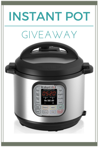 15 of the BEST Instant Pot Recipes and Giveaway!