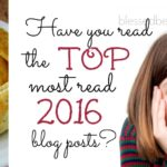 The TOP 10 Posts you must Read from 2016!