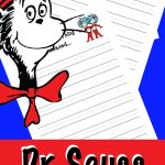 FREE Dr. Seuss Writing Prompts
