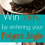 So FUN Folgers Jingle Contest – Win 25,000!