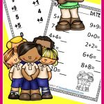 FREE Double Digit addition Worksheets