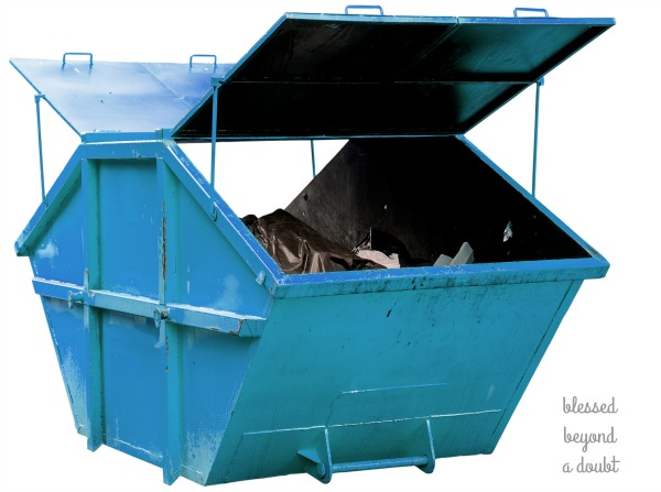 How to safely dumpster dive like a pro. Here are 7 tips to make your dumpster diving successful.