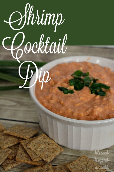 The easiest shrimp cocktail dip recipe that rocks the party. It's always a hit.
