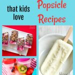 Homemade Popsicle Recipes that your Kids will Love