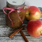 DIY Apple Pie Body Scrub