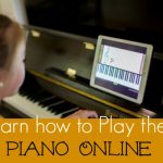 Learn How to Play the Piano Online