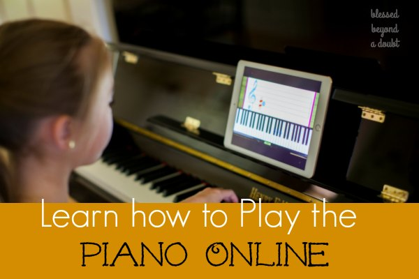 Learn how to play the piano online. Stat today! There are over 160 free lessons available.