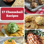 19 Easy Cheese Ball Recipes that will ROCK your Party!