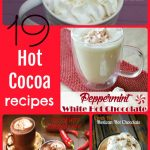 19 Hot Chocolate Recipes that will make you Happy!
