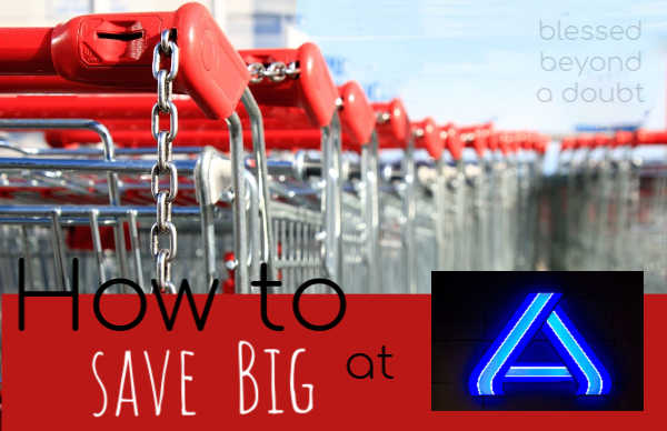 Here are 10 frugal living tips at Aldi's. Check out #8. #frugaltips #budget