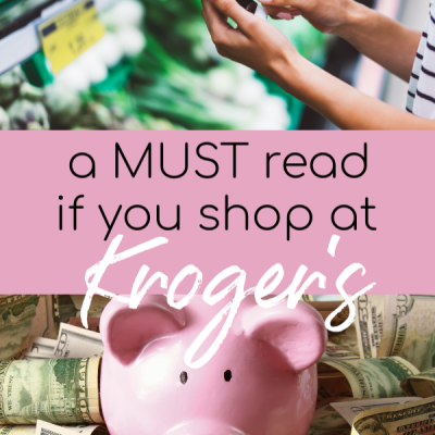 6 Easy Ways to Save at Krogers if you do these Simple Things
