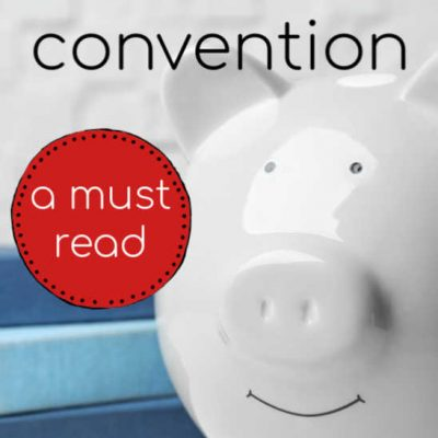 Attending a Homeschool Convention on a Budget