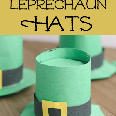 How to Make K-Cup Leprechaun Hats