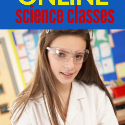 Live Online Homeschool Science Class Giveaway ($780.00 value)