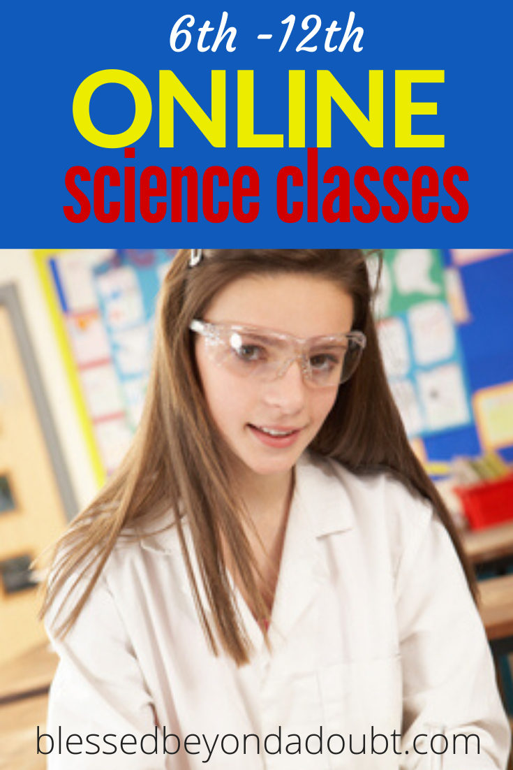 Keep your kids learning science during the #schoolclosure without knowing a lick of science. Hurry and win 2 semesters of online science classes.