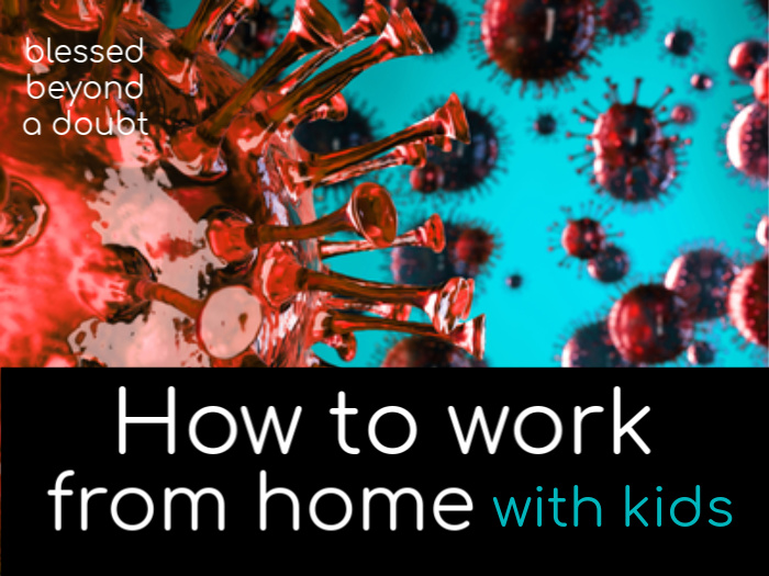 Follow these work at home tips and you will never want to go back to the office. #workathome #workathomewithkids #workathometips #workathomemom #moms #workingmoms