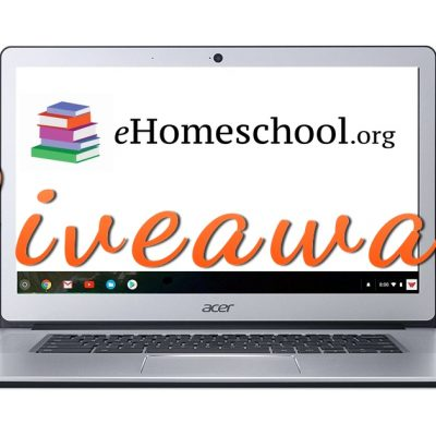 Win a Chromebook during School Closures