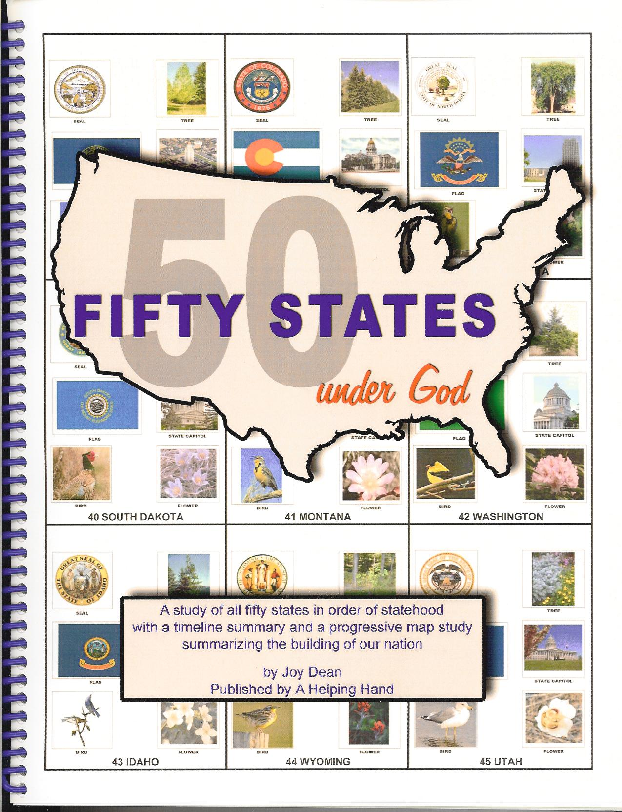 Teaching the 50 states has never been so fun. Here's one of our favorite 50 State homeschool curriculum. Check out the giveaway! #teach50statesfromachristian ##teach50statesfor kids #teach50states #teach50statesactivities
