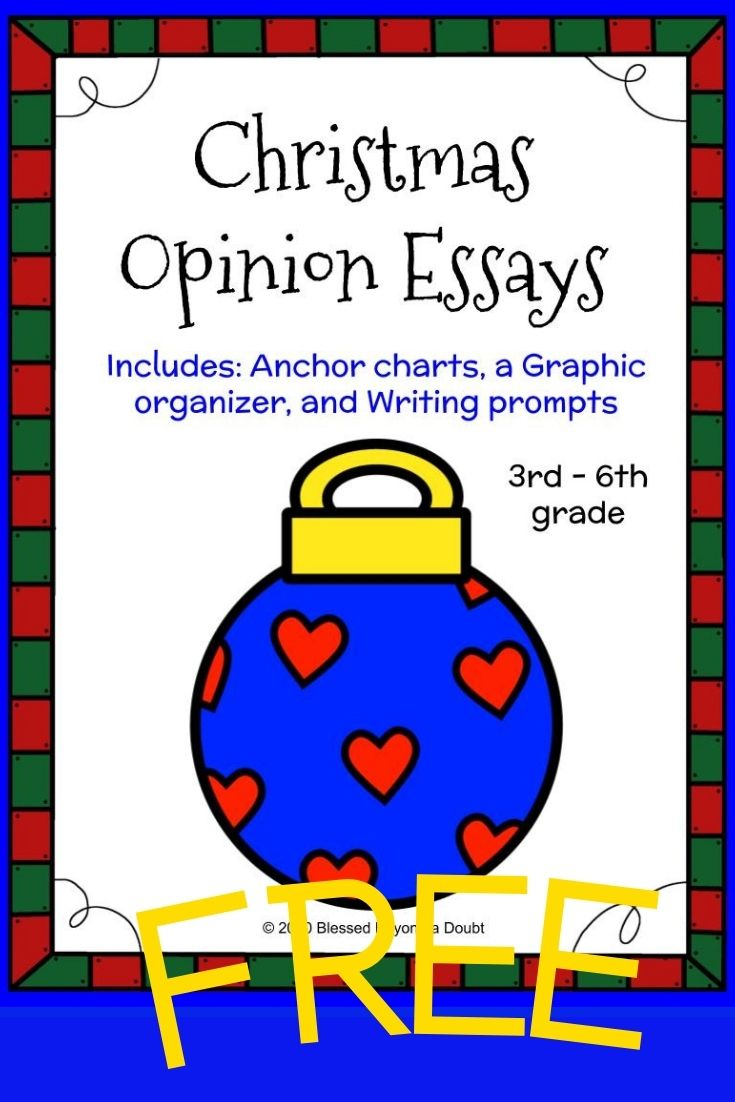 Your students will have so much fun with these FREE Persuasive Writing Ideas for Kids - Christmas Edition. Hurry! They are FREE for a limited time. #persuasivewritinganchorchart #persuasivewritingideas #persuasivewritingideasforkids #persuasivewritingprompts #christmaspersuasivewriting #christmaspersuasivewritingideas
