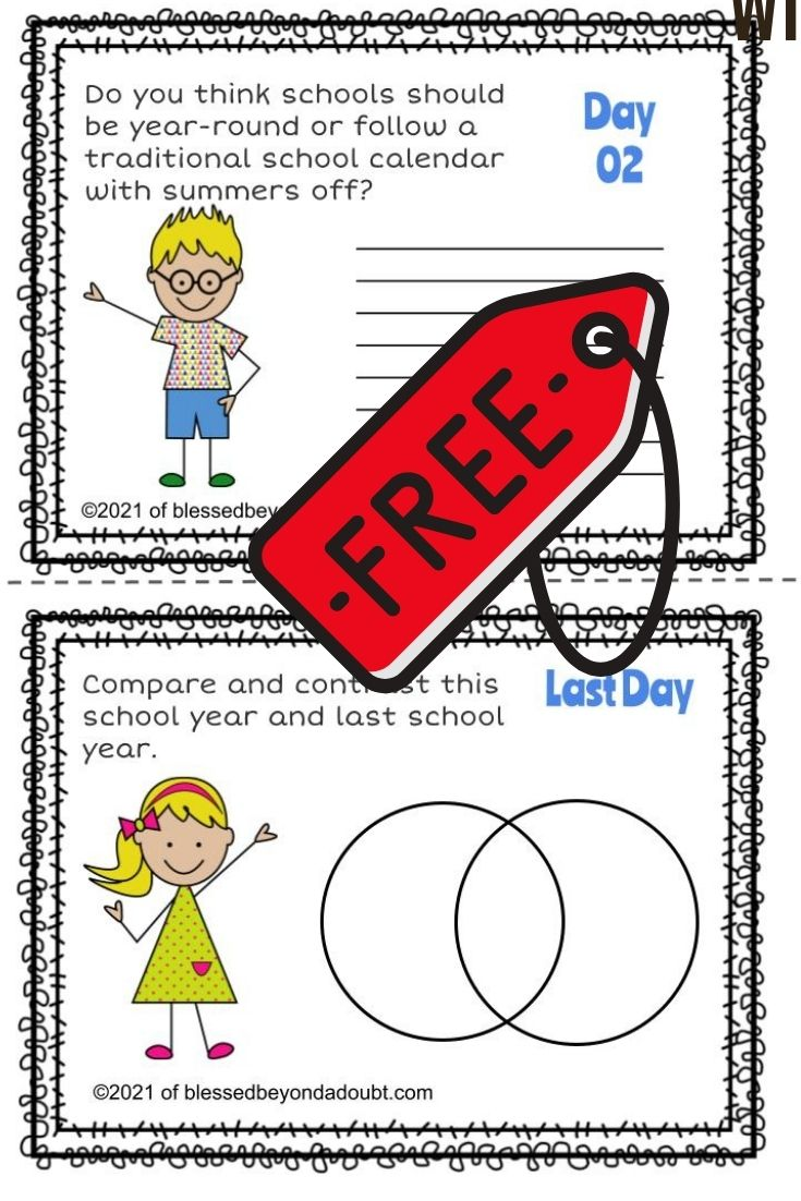 Hurry and grab these FREE end-of-the-year writing projects. Students will have a blast with these free printables. end of the year memory book free printable, end of the year memory book free, end of the year memory book freebie, end of the year activities elementary memory books