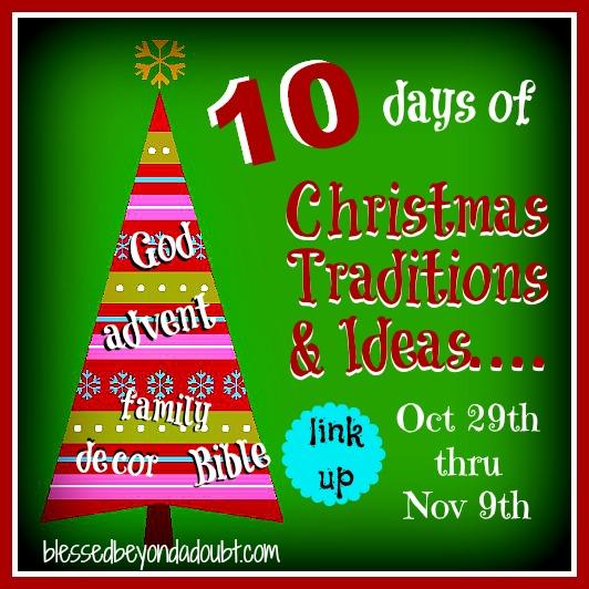 Christmas Tradition Ideas