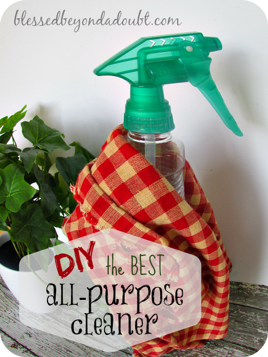 homemade all purpose cleaner the best diy all purpose cleaner recipe 13312