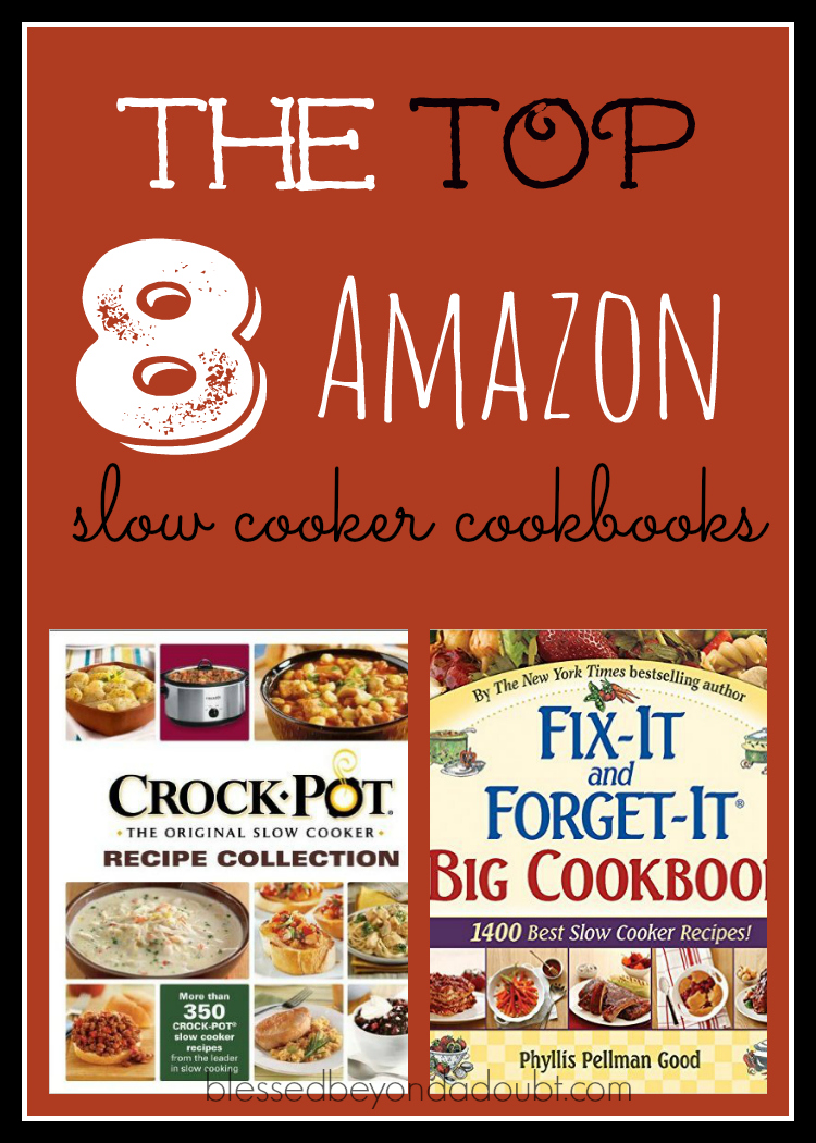 Is your favorite slow cooker cookbook on the list?